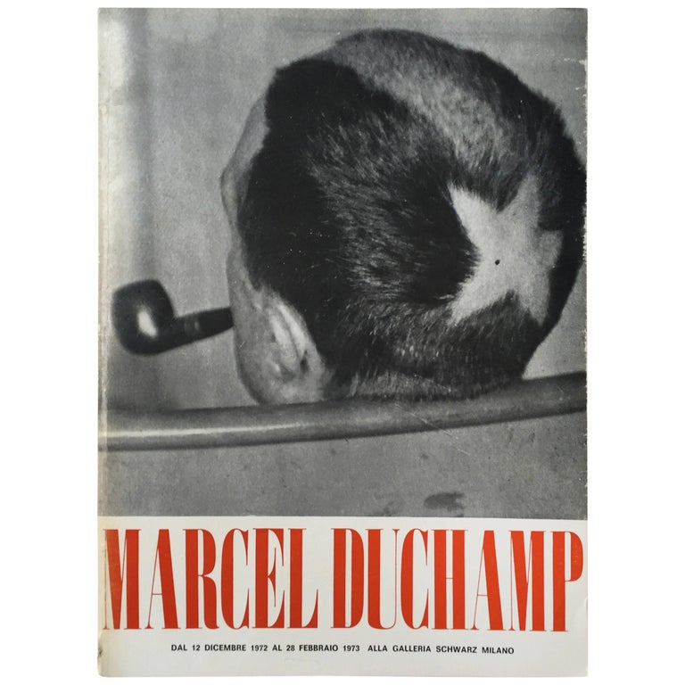 Marcel Duchamp, 66 Creative Years - First Edition 1972 For Sale