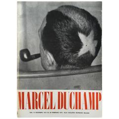 """66 Creative Years – Marcel Duchamp"" Book, 1972"