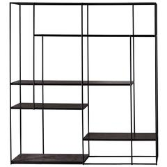 Steel 'Hill' Bookcase