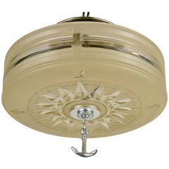 Nautical Semi Flush Mount