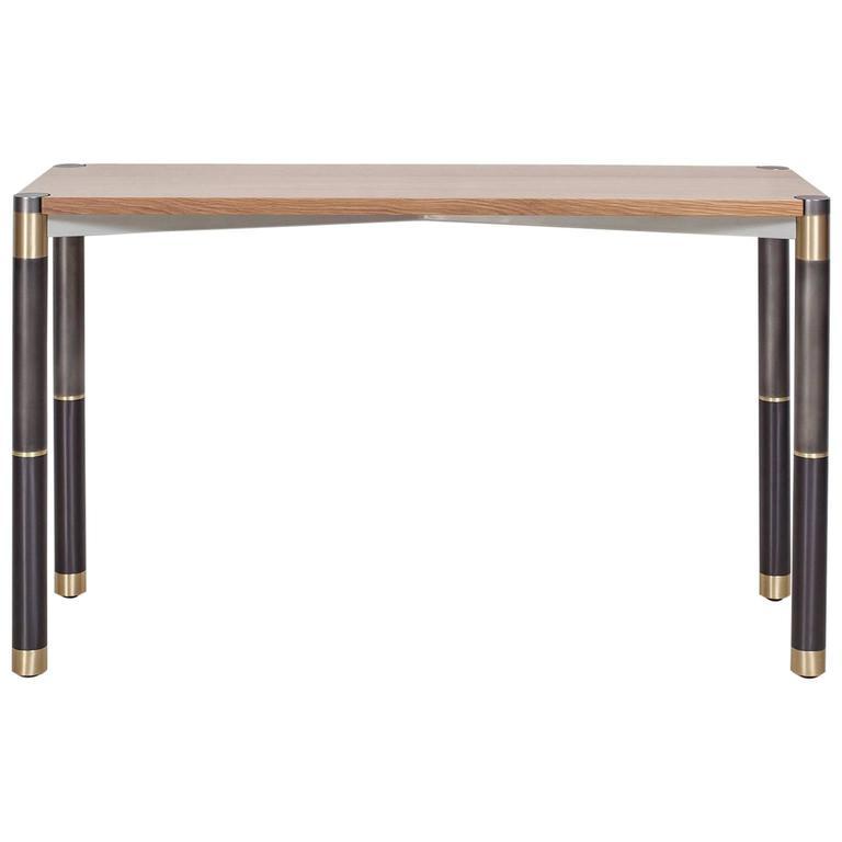 Nova Marble Console Table by AVRAM RUSU STUDIO