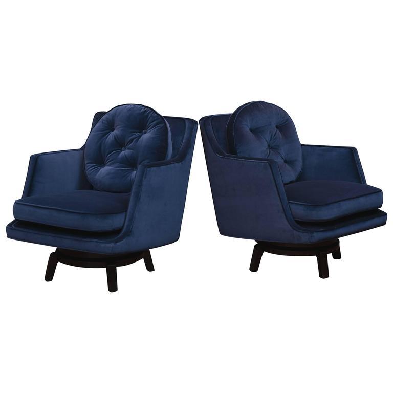 Dunbar Swivel Lounge Chairs 1