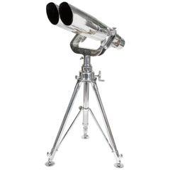 Very Large 25 x 150 Naval Binoculars by Fuji Photo-Optical Co.