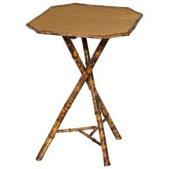 "Bamboo ""Gypsy"" Table"