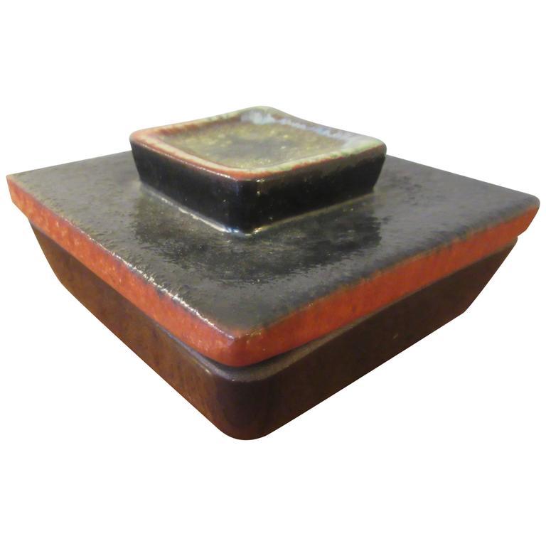 Design Technics Lee Rosen Ceramic Box 1