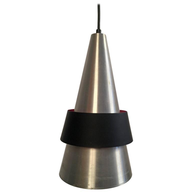 Corona Pendant by Jo Hammerborg for Fog & Mørup
