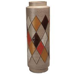 Special Diamond Vase by Aldo Londi