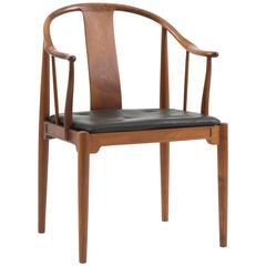 Hans J. Wegner Chinese Chair in Cuban Mahogany