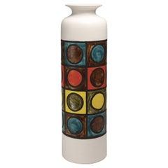 Ring Vase by Aldo Londi