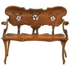 Antonio Gaudi Calvet Bench
