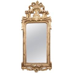 18th Century Gustavian Mirror by Spegelmaker Anders Malmqvist