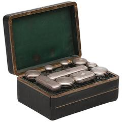 19th Century Gentleman's Dressing Case
