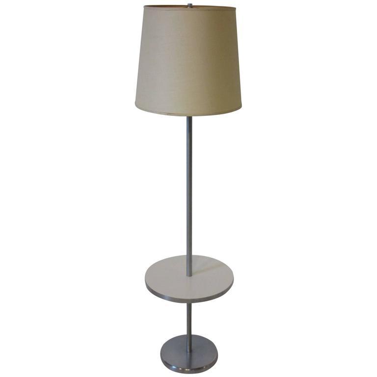 Walter Von Nessen Art Deco Styled Floor Lamp
