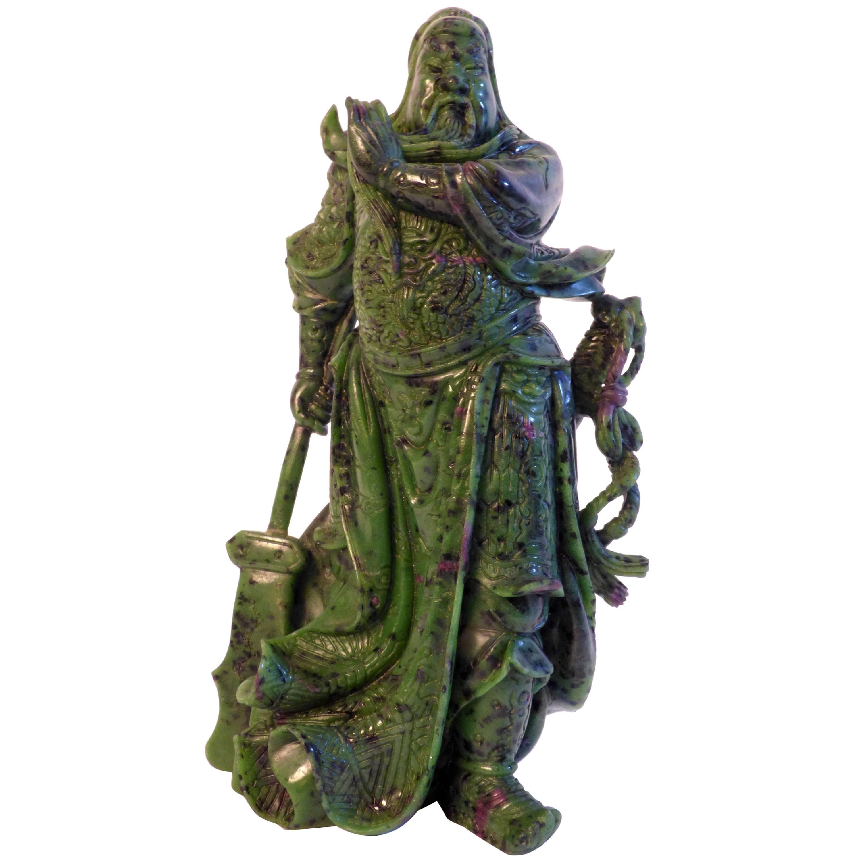 Beautiful Zoisite Sculpture