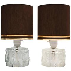 Two Göte Augustsson Table Lamps