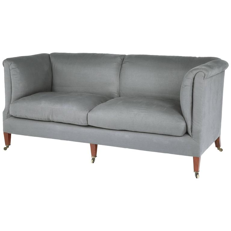 Howard & Sons Baring sofa, 1910–30