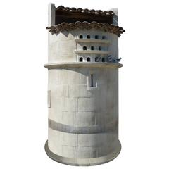 Stunning Provence Dovecote in Natural French Limestone