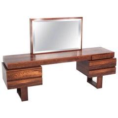 Rosewood Midcentury Vanity