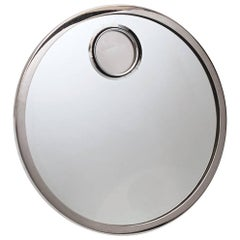 Rare Art Deco Backlight Mirror
