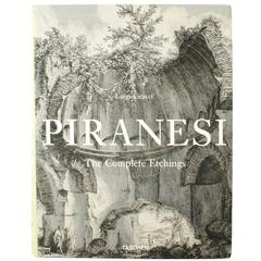 Piranesi, The Complete Etching by Giovanni Battista, 1st Edition