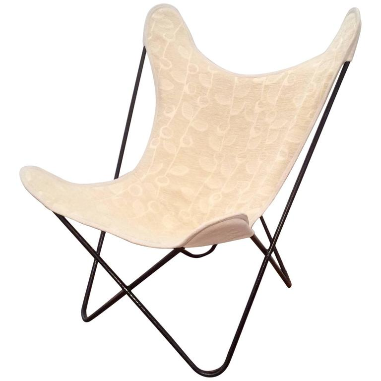 knoll butterfly chair at 1stdibs. Black Bedroom Furniture Sets. Home Design Ideas