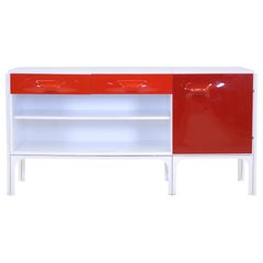 Raymond Loewy Desk with Drawers for Doubinsky Freres, DF2000 Series