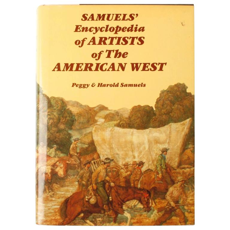 Samuel's Encyclopedia of Artists of the American West, First Edition