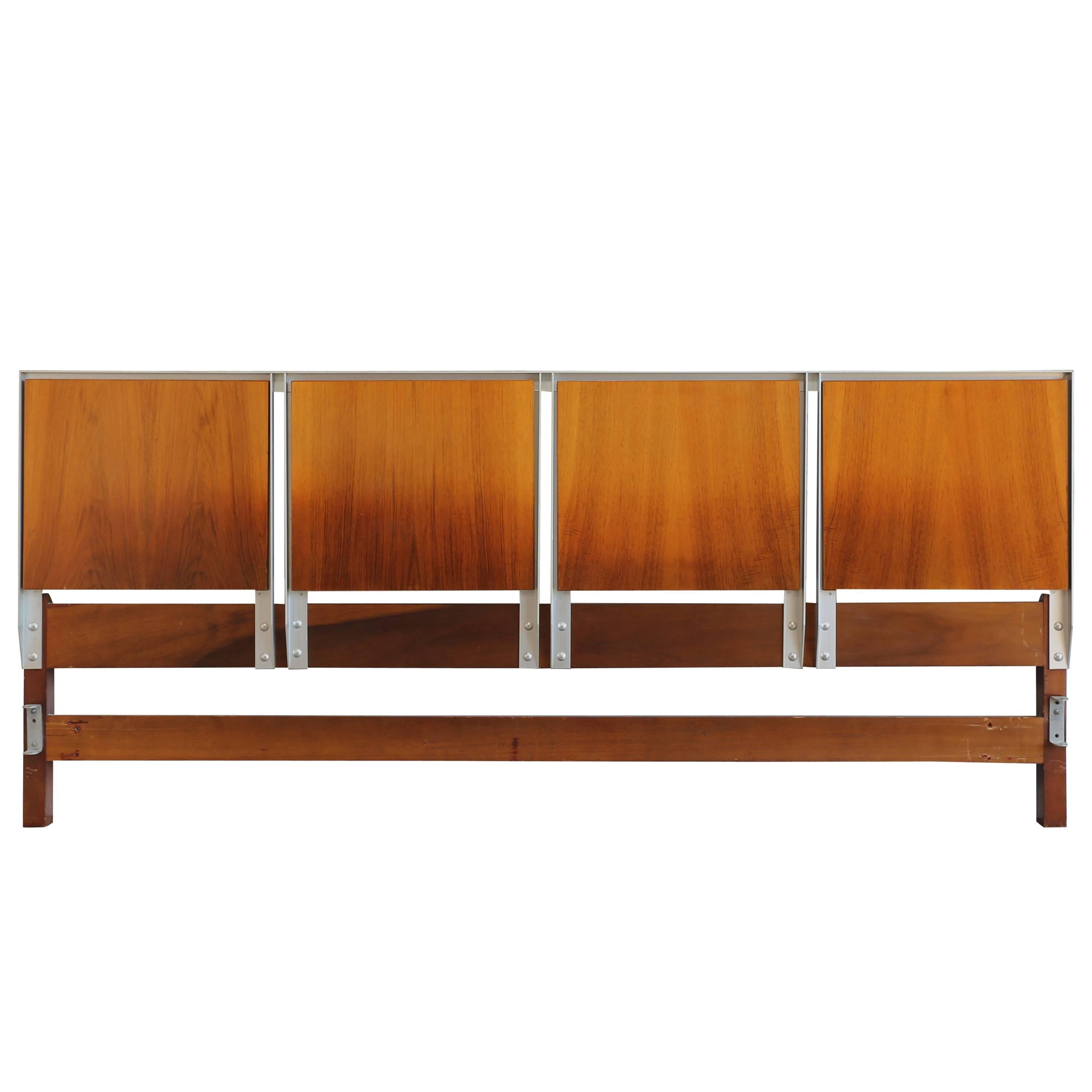King-Size Headboard by Edmund Spence = MOVING SALE!!!!!!