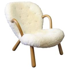"""The Clam Chair"" by Phillip Arctander and Paustian, 2016"