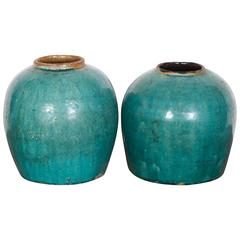 Antique Chinese Ceramic Ginger Jars
