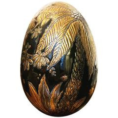 Jungle Dream Egg Emaux de Longwy