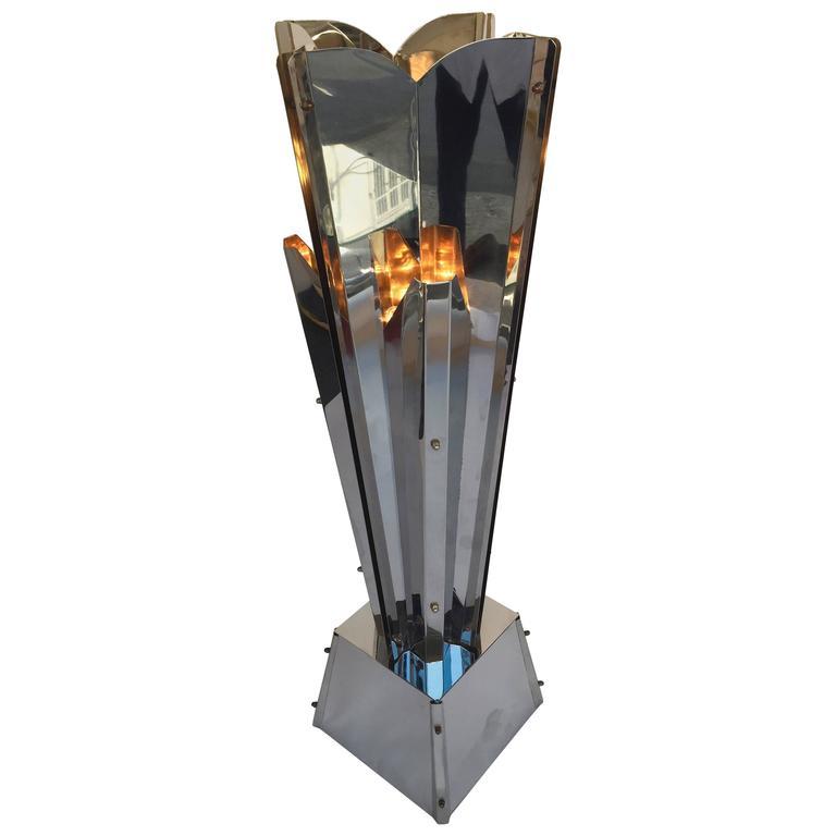 Floor Lamp by Reggiani, Italy, 1970s