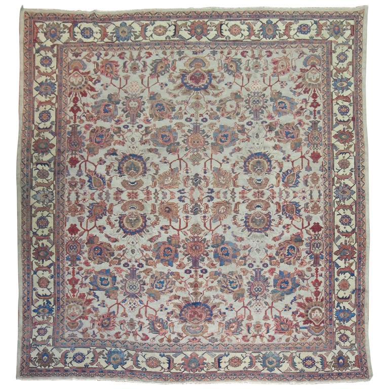 Persian Mahal Rug For Sale