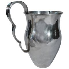 Spratling Hand-Hammered Sterling Silver Water Pitcher