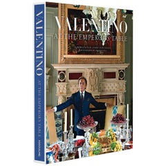 """Valentino: At the Emperor's Table"" Book"