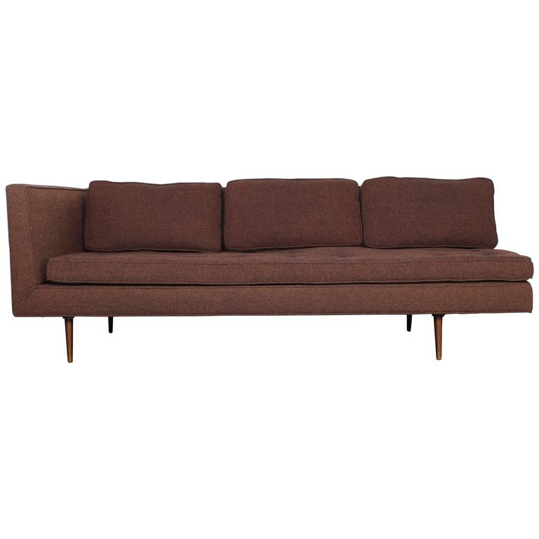 Sofa/Chaise by Edward Wormley for Dunbar