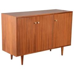 Walnut Credenza by Milo Baughman for Glenn of California