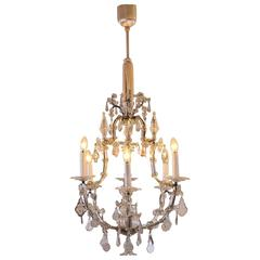 Maria Theresien Chandelier 18th Century 1790!  Original  Woka Vienna