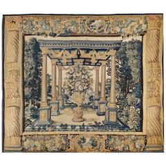 "Brussels Tapestry ""Pergola"", circa 1625"