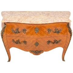Superb French Walnut Commode