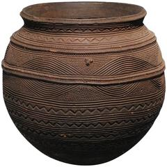 20th Century Igala Vessel