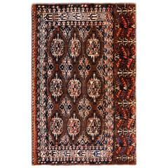 Early 20th Century Yamout Rug