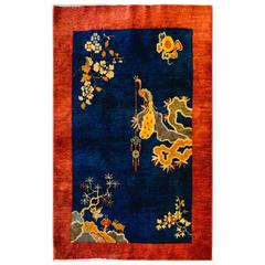 Beautiful Chinese Art Deco Rug