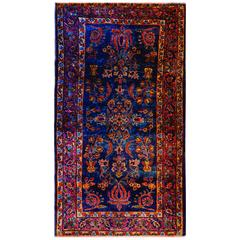 Early 20th Century Yazd Rug