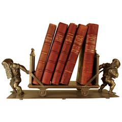 19th Century Continental Desk Top Book Stand