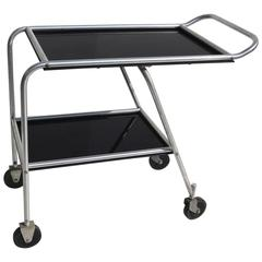 Art Deco Carts and Bar Carts