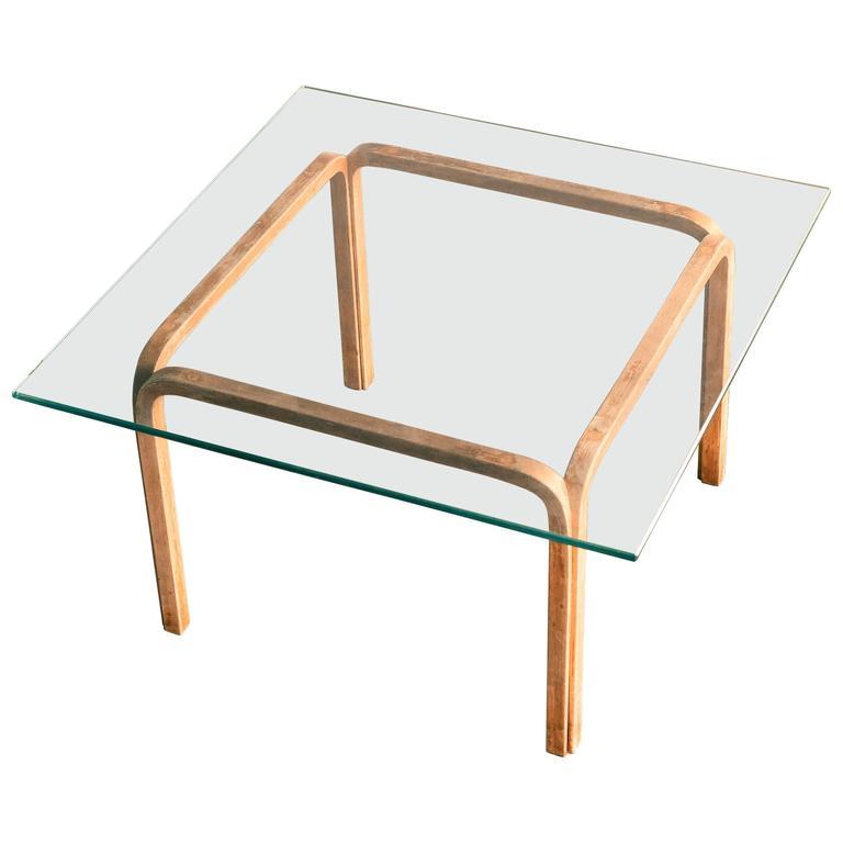 1940s Alvar Aalto Side Table