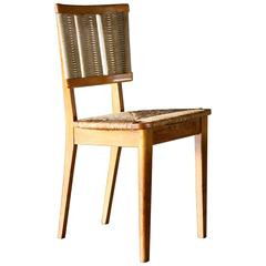 Mart Stam Oak Chair