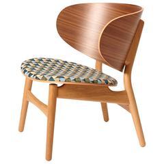 Hans Wegner Model GE 1936 Venus Shell Chair for GETAMA