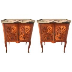 Pair of Night Stands/Commodes